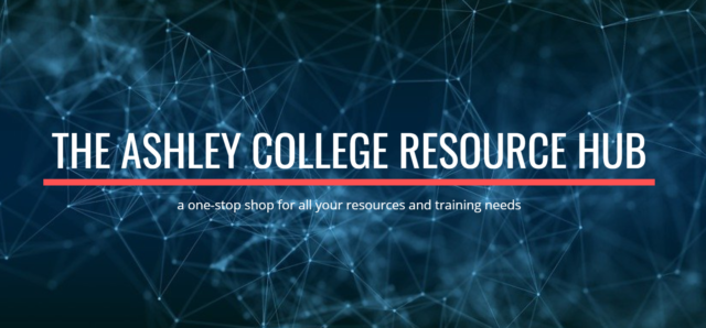 Ashley College Resource For Teachers