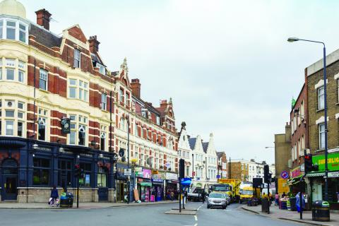 Ealing Road